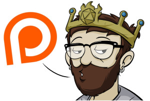 BRIAN 2015 King Patreon