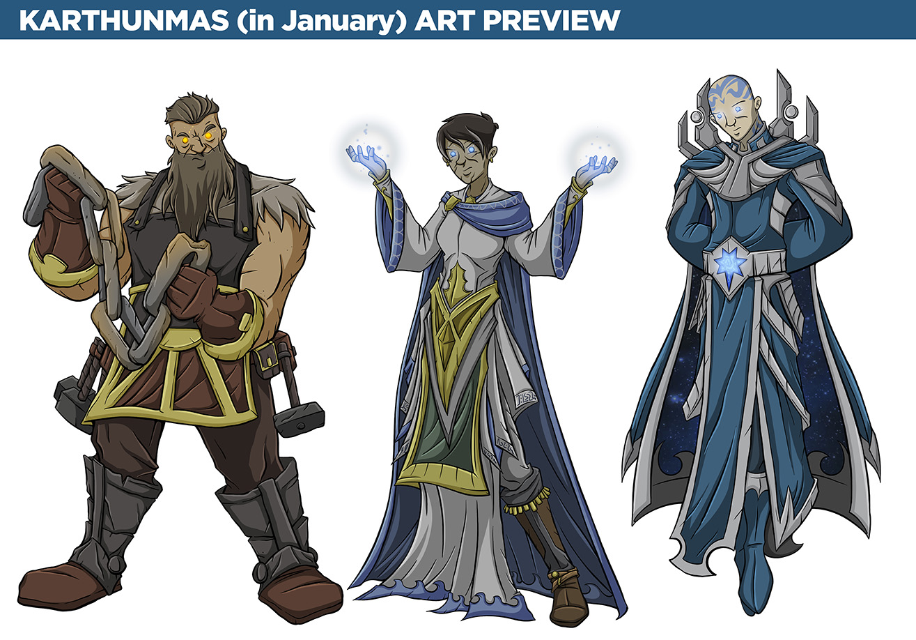 Karthunmas Art Preview 7