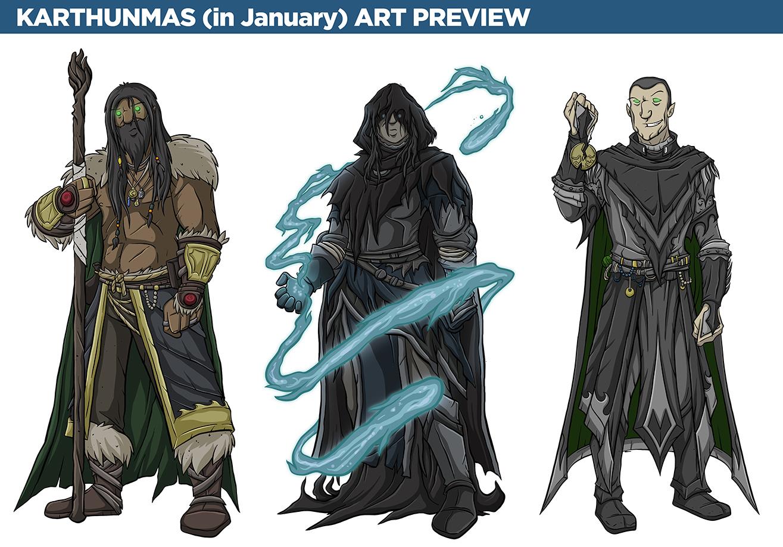 Karthunmas Art Preview 6