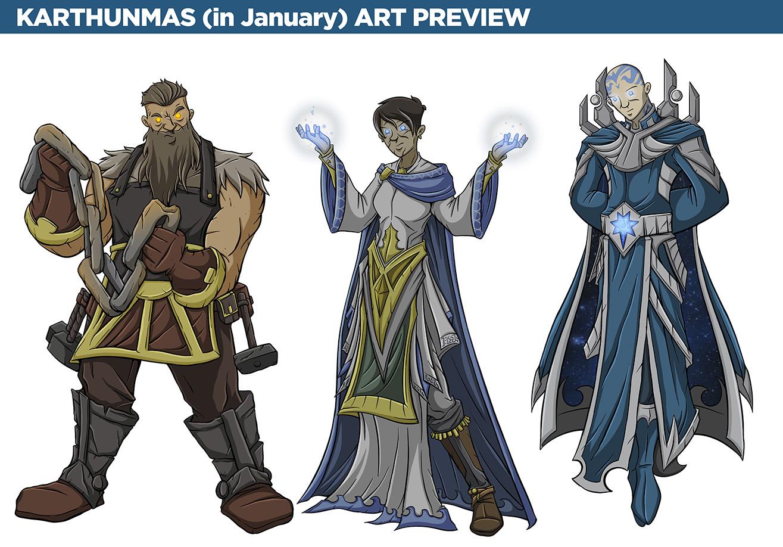 Karthunmas Art Preview 7