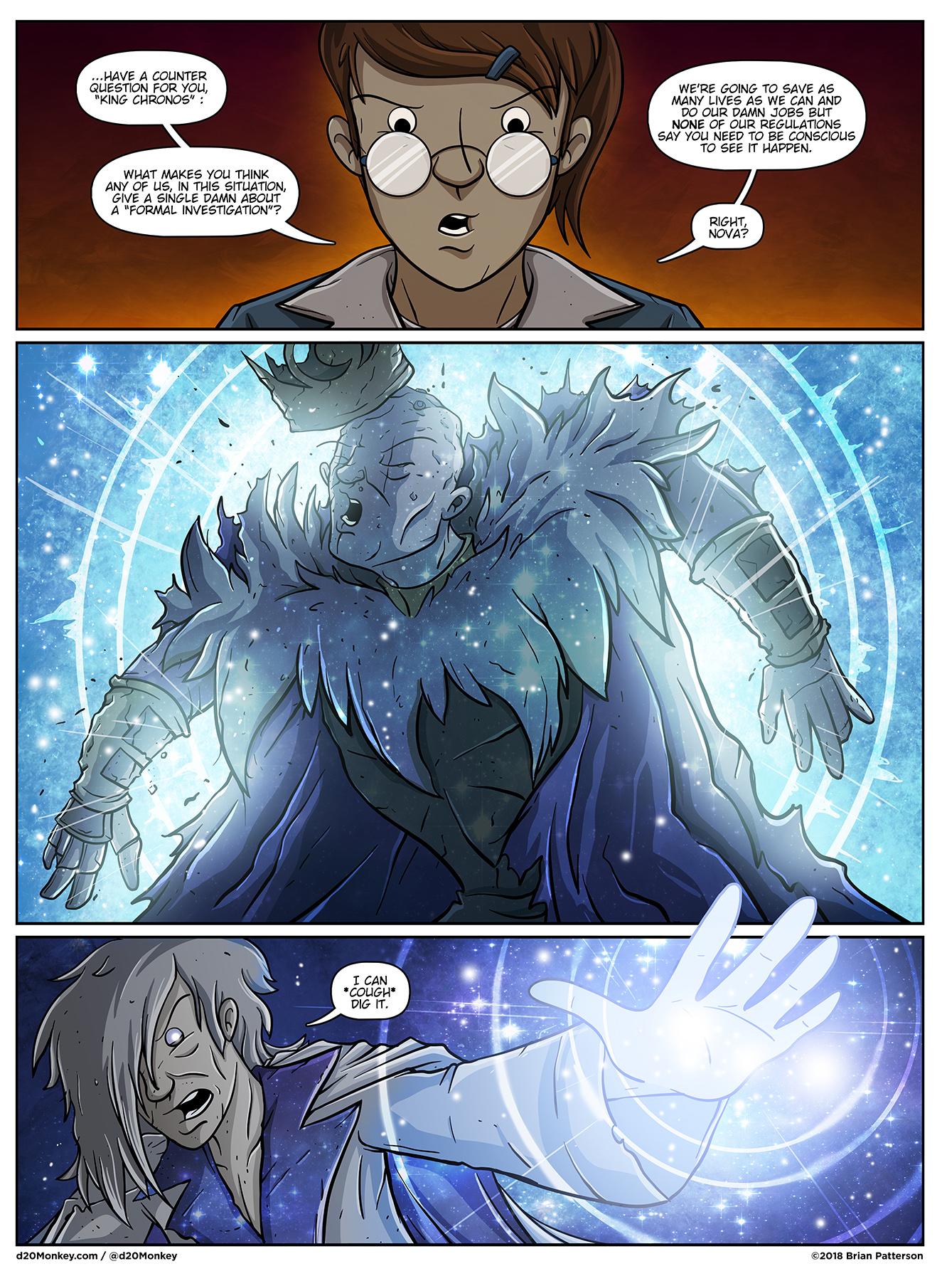 Did you think I forgot Nova? NOVA NEVER FORGETS.